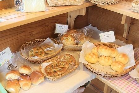 杜のパン屋