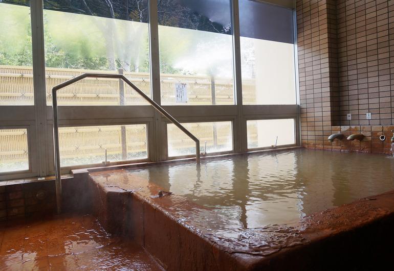塩ケ平温泉 掛合まめなかセンター