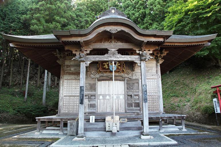 禅定寺(ぜんじょうじ)
