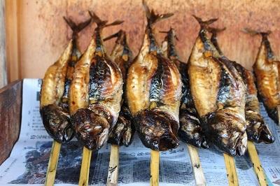 焼さば・鮮魚 藤原鮮魚店
