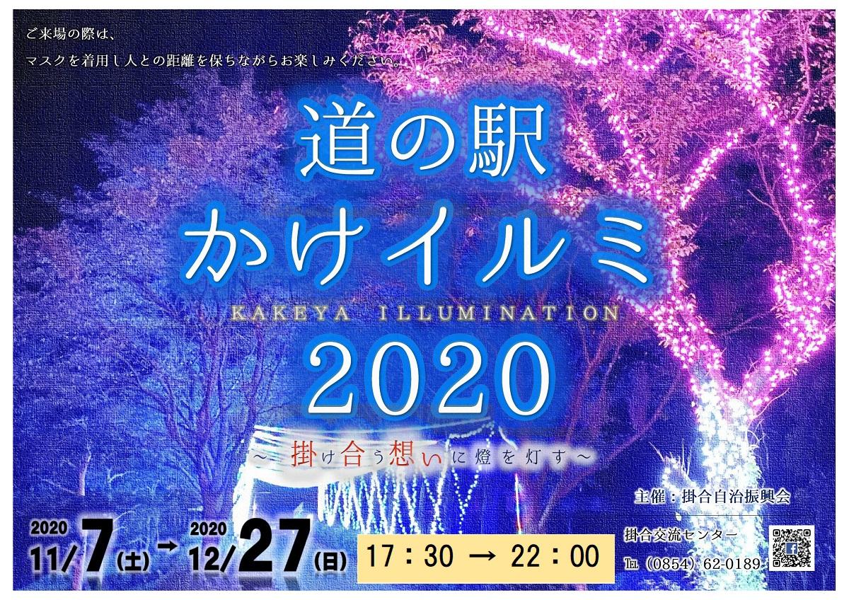 かけイルミ2020 ~KAKEYA ILLUMINAION~